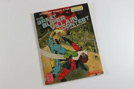 Vintage HERO11 Hero System Games THE GREAT SUPER VILLAIN CONTEST Super C... - $8.99
