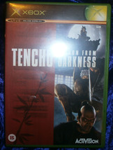 Tenchu Return from Darkness Activision  Xbox Game - $20.86