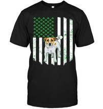 Patricks Day Irish Flag Shamrock Jack Russell Terrier Dog - $17.99+
