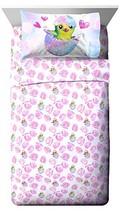 Jay Franco Hatchimals 3 Piece Twin Sheet Set -Super Soft Kid's Bedding Features
