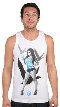 T.I.T.S. Two In The Shirt Sexy Woman Vodka Men's Tank Top NWT