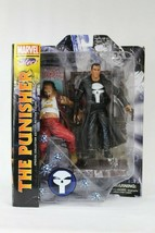 Marvel Select The Punisher Special Collectors Edition Action Figure Nuovo - $24.73
