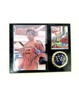 Dale Earnhardt Sr. Authentic Tire Wall Plaque & Autographed Wall Plaque ... - $121.54