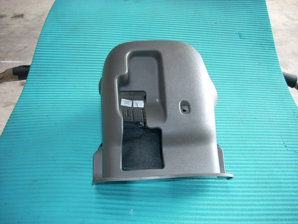 2012 2013 2014 HYUNDAI ACCENT STEERING COLUMN COVERS UPPER LOWER GENUINE OEM