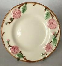 Metlox Pink Camelia Small Side Plate Saucer - $7.91