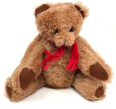 VINTAGE Dan Brechner BROWN BEAR STUFFED ANIMAL PLUSH TOY - $47.99
