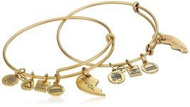 Alex and Ani 'Charity By Design' Best Friends Bangle Bracelet, Set Of 2 - $46.99