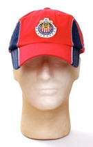 Reebok Chivas Guadalajara Adjustable Baseball Cap Hat Adult One Size NEW - $29.69