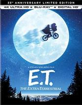 E.T. The Extra-Terrestrial 35th Anniversary (4K Ultra HD+Blu-ray + Digital)
