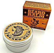 Honest Amish Natural & Organic Beard Balm Leave In Conditioner Vegan Friendly image 9