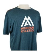 The North Face Mountain Athletics Graphic T-Shirt XL S/S Crew Polyester ... - $19.99