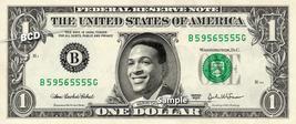 MARVIN GAYE on a REAL Dollar Bill Cash Money Memorabilia Collectible Cel... - $8.88