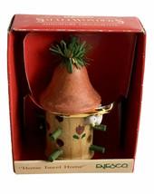 """Enesco Small Wonders """"Home Tweet Home"""" Vintage 2.5 Inch Miniature Christ... - $10.84"""