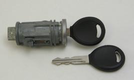 Chrysler Dodge Jeep Plymouth Ignition Key Switch Lock Cylinder W/2 Keys ... - $41.73
