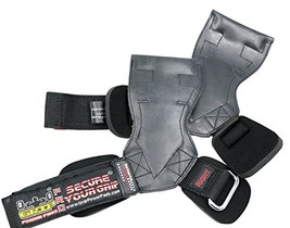 """Lifting Grips PRO Weight Gloves Best (Small 5.0""""-6.40"""" Wrist Size Black ... - $32.70"""