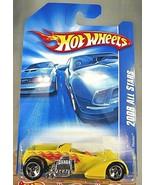 2008 Hot Wheels #53 All Stars SCREAMIN' HAULER Yellow Variation w/Chrome... - $7.50