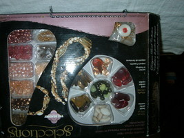 The Beadery Selections Jewelry Bead Kit with Instructions. design tray #... - $8.81