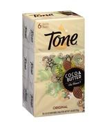 Tone Bath Bars with Cocoa Butter, Original Scent, 6 Bars - $11.56