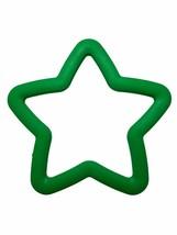 Star Comfort Grip Plastic Cookie Cutter Wilton Christmas - $2.66