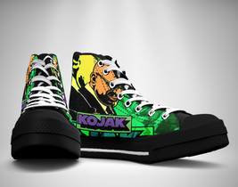 Kojak Canvas Sneakers Shoes - $29.99