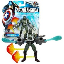The First Avenger Marvel Year 2011 Captain America Movie Series 4-1/2 In... - $44.99