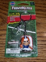 FLORIDA GATORS COLLEGE TEENYMATES TAGALONGS KEY CHAIN!!! HARD TO GET!!! - $9.59