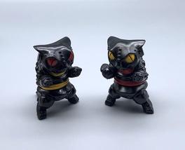 Max Toy Pair of Black Mini Mecha Nekoron image 1