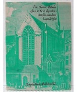 SATB Recorder FIVE CHORALE PRELUDES Sheet Music Book BACH & PACHELBEL Cl... - $4.37