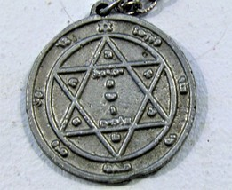 Star Of David Charm & Chain - €8,85 EUR