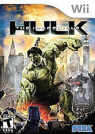 The Incredible Hulk (Nintendo Wii, 2008)