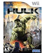 The Incredible Hulk (Nintendo Wii, 2008) - $29.44
