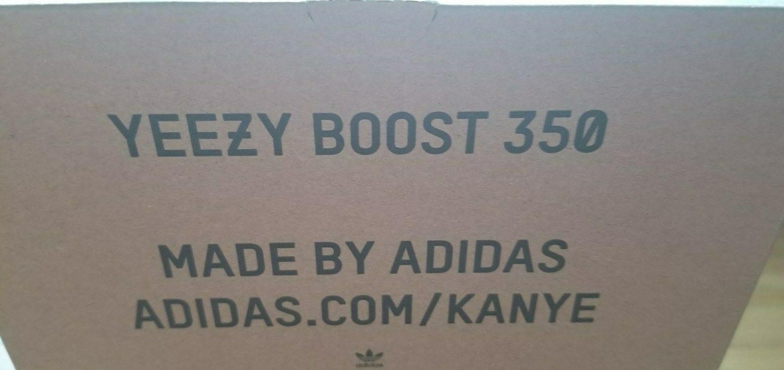 Neuf Adidas Yeezy 350 V2 Blanc Crème CP9366 Tout Neuf dans le Boite image 5