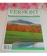Vermont Magazine 2012 September October Lyndonville Apple Alchemy Storm Irene - $4.99