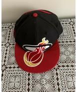 Miami Heat NBA Baseball Hat Cap Forty Seven Brand Hardwood Classics One ... - £6.43 GBP