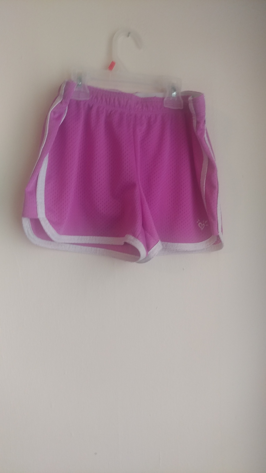 girls size 16 purple justice sorts VMH262