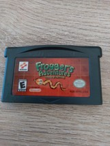 Nintendo Game Boy Advance GBA Frogger's Adventures: Temple Of The Frog image 2