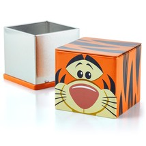 Tigger Hallmark Disney Winnie The Pooh CUBEEZ Container - Orange - Tiger... - £10.58 GBP