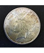 1922 S Peace Dollar, Xtra FIne, Rare, 90% Silver, Mint Mark Near Tail, C... - $50.00