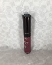 NEW L'Oreal HIP Shine Struck Liquid Lipcolor in Tainted 760 Full Size - $2.39