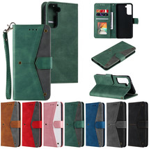 Fr Samsung Galaxy S21+ ultra plus Leather Wallet Magnetic flip cover Caser - $46.24