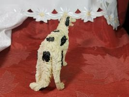 Borzoi Russian Wolfhound Resin Figurine Black and White image 4
