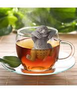 Cute Slow Brew Sloth Tea Infuser Silicone Teapo... - $2.27