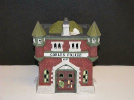 "DEPT 56 DICKEN'S VILLAGE ""COBLES POLICE STATION"" - #55832-MIB - $23.52"