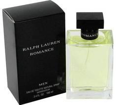 Ralph Lauren Romance 3.4 Oz Eau De Toilette Spray image 2