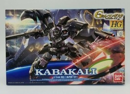 "Bandai Hobby HG G-Reco Kabakali ""Gundam Reconguista in G"" Model Kit 1/14... - $123.63"
