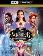 Disney Nutcracker and the Four Realms [4K Ultra HD + Blu-ray]