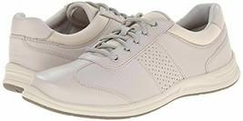 ROCKPORT Women's XCS Walk Together Lace Up T-Toe Sneaker Shoes Windchime Sz 8.5M - $67.16 CAD
