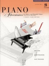 Piano Adventures: Theory Book, Level 2B [Jan 01, 1997] Nancy & Randall F... - $3.02