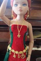 "Tonner Ellowyne Evangeline Cami MSD 1/4 BJD #11 16"" Doll Belt Jewelry Se... - $22.99"