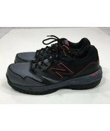 New Balance MID 589 Industrial Safety Toe Fuel Resistant Sneakers Mens U... - $37.04